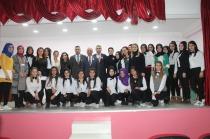 Besti Aydeniz Kız Teknik ve Meslek Lisesi Engeliler Gününü kutladı