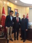 Yaşar Karadağ Aday Adaylığı Başvurusunu Yaptı