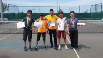 Iğdır'ın Başarılı Tenisçileri,  İzmir Yolunda