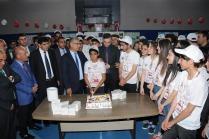 Iğdır MEV Anadolu Lisesi Tarafından TÜBİTAK Bilim Fuarı Düzenlendi