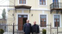 Zeynelov, Türkmenistan Büyükelçiliğine atandı