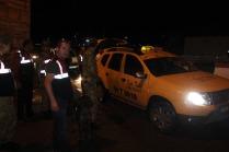 Iğdır İl Jandarmadan Türkiye Güven ve Huzur Uygulaması
