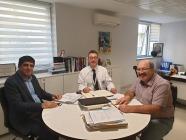 Rektör Alma'nın İstanbul Aydın Üniversitesi Ziyaretinden İş Birliği Çıktı
