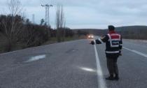 Jandarma Yol Kontrolünde Uyuşturucu Ele Geçirdi