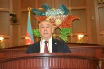 SERDAR ÜNSAL'DAN AZERBAYCAN MİLLETVEKİLİ FETTAH HAYDAROV İÇİNTAZİYE MESAJI