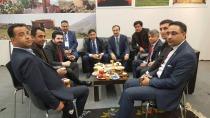 Iğdır'ın da Katıldığı Travel Expo Ankara Fuarı Açıldı