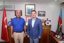VALİ ÜNLÜ MUSTAŞ LTD. ŞTİ'YE İADE-İ ZİYARET