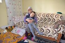 Zihinsel ve bedensel engelli Alperen yardım bekliyor
