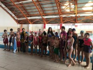 'Yüzme Bilmeyen Kalmasın' projesiyle öğrenciler yüzmeyi öğrenecek