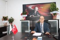 Nüfus Müdürü Cemil Güneş Yeni Görevine Atandı