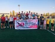 30 Ağustos Zafer Kupası Turnuvası düzenlendi.