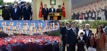 Başbakan Yıldırım Iğdır'da Düzenlenen Mitinge Katıldı