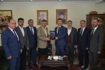 ÖNDER İmam Hatipliler Derneği Genel Başkanı Çal'dan Ziyaret