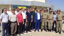 Vali Ahmet Turgay Alpman Iğdır'dan Uğurlandı