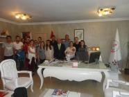 Hakan Cırıt'ten Iğdır Özel Eğitim Uygulama Merkezi Ve Özel Eğitim İş Uygulama Merkezine Ziyaret