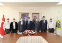 Ahilik Kültürü Haftası Kutlama Komitesi kabul edildi