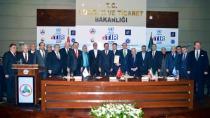 Türkiye -İran  eTIR Pilot proje tanıtım Töreni Yapıldı