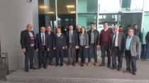 Ak Parti İl Başkanı Ahmet Tutulmaz Gümrük sorunlarını masaya yatırdı