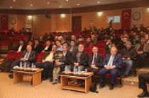 """""""İslam Düşüncesinde Cafer-İ Sadık'ın Yeri"""" Konulu Konferans Düzenlendi"""