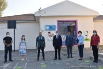 Milli Eğitim Bakan Danışmanı Erhan Angın, Iğdır'da