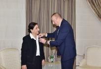 AZERBAYCAN'DAKİ REFORMLARLAR HALKIN ARZUSU VE DEVLETİN İSTEĞİDİR