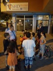 İl Emniyet Müdürü Orhan ÇEVİK Çocuklarla Sohbet Etti