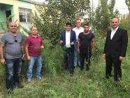 Rektör Alma'dan Genç Çiftçilere Ziyaret