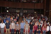 MEV ANADOLU LİSESİ'NDEN YILSONU EĞLENCESİ