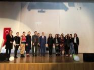 Mutlu Bakış Projesi Kapsamında Öğrencilerimize Eğitim Verildi