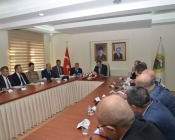 2020 Yılı 1'inci Dönem İl Koordinasyon Kurulu Toplantısı Yapıldı