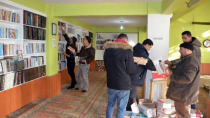 Iğdır'da Camide Kütüphane Dönemi