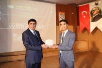 6. Uluslararası Mesleki ve  Teknik Bilimler Kongresi Başladı