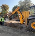 Iğdır Belediyesi alt yapı ve  asfalt çalışmalarına hız verdi