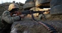 Cephe Hattında Çatışma:  3 Ermeni Askeri Öldürüldü