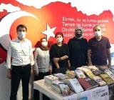 DEVA Partisi Iğdır teşkilatı Iğdır Cezaevi'ne kitap bağışında bulundu