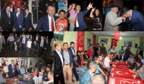 Kumtepe ve Çeçen'den Köy Ziyaretleri Devam Ediyor