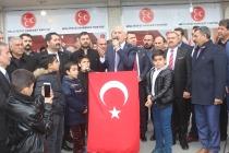 MHP Iğdır Seçim Bürosu Açıldı
