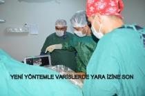 VARİS AMELİYATLARINDA KONFORUN ADRESİ IĞDIR DEVLET HASTANESİ