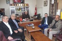 CHP'den Nezaket Ziyareti