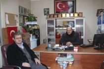 Uzman Dr. Emin Akyıldız'dan Hayırlı Olsun Ziyareti