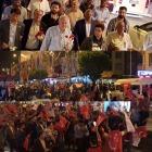 Ali Güner Gövde Gösterisi Yaptı