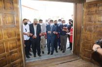 Vali H.Engin Sarıibrahim Hazal ve Hasan Sürkit Taziye Evi'nin Açılış Törenine Katıldı