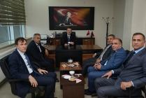 OSB TOPLANTISI GERÇEKLEŞTİRİLDİ