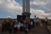 Şehit Türkler anıt ve müzesine ziyaretçi akını