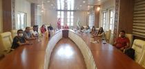 Araştırma ve Uygulama Merkezi  İlk Toplantısını Gerçekleştirdi