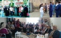 MHP Iğdır Kadın Kolları İşçi Arılar Gibi Çalışıyor