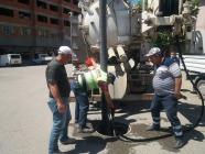 Iğdır'ın sokakları 4 günlük kısıtlamada tadilata girdi