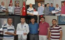 IĞDIR AZERBAYCAN EVİ DERNEĞİNDEN AZERBAYCAN TÜRKİYE KARDEŞLİĞİNE DESTEK VERENLERE TEŞEKKÜR BELGESİ