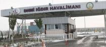 ARALIK AYINDA IĞDIR HAVALİMANI'NDA 16.235 YOLCUYA HİZMET VERİLDİ…