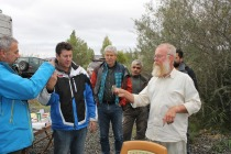 İTALYAN TURİST KAFİLESİ TUZLUCA'DA